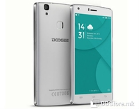 "Smartphone 5.0"" HD DOOGEE X5 Max Pro White 64bit Quad Core 1.3GHz/2GB/16GB/4G/2xSIM/8MP+8MP/A6.0"