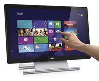 """DELL LED 21.5"""" S2240T, Multi-Touch, VGA, DVI, HDMI (1920x1080) EUR - VA Panel"""