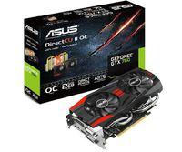 ASUS nVidia® GeForce® GTX 760 (GTX760-DC2OC-2GD5) 2GB GDDR5