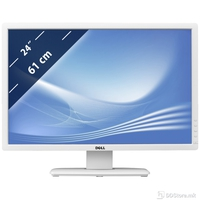 "Monitor 24"" Dell UltraSharp U2412M LED IPS, 16:10, FULL HD, DVI/DP/VGA/5xUSB/White"