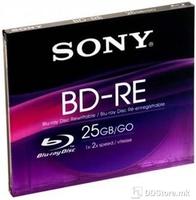 BD-R 25GB 2x Sony BNE25SL Rewritable