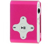 MPMAN MP10WOM Pink, MP3 Player