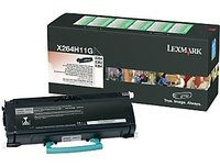 TONER Lexmark X264/363/364 High Yield Toner cartridge 9K