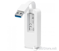 TP-Link UE300 USB 3.0 to Gigabit Ethernet Adapter, 1 port USB 3.0 connector and 1 port Ethernet port