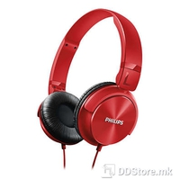 Headphones Philips SHL3060 Red