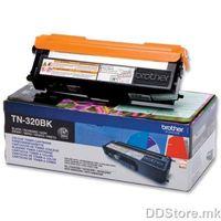 Brother Toner TN320BK (2500 str.) for  HL-4150CDN/4570CDW / HL-4140CN / DCP-9055CDN / DCP-9270CDN / MFC-9460CDN, MFC-9970CDW