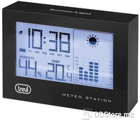 Meteo Station/Alarm clock Trevi ME 3103 Black