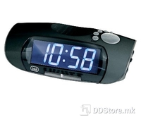 Digital Tuner & Alarm Clock Trevi RC 850 Black