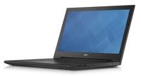 "Notebook Dell Inspiron 3542 i3-4005U 4GB/500GB/Intel4400/15.6"" HD/DVD RW/Black/Linux"