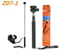 Selfie Stick for Smartphones Monopod Z07-1 w/Remote Black