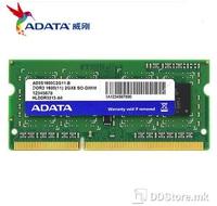 RAM 8GB DDR3 1600MHz ADATA