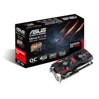 ASUS AMD® Radeon™ R9-290X (R9290X-DC2OC-4GD5), 4GB GDDR5