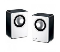 Genius Q120 speakers black