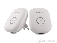 Netis Powerline AV Adapter PL7600 600Mb/s 2-pack