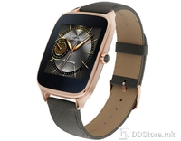 Asus Zenwatch 2 WI501Q Gold Leather IP67 Water/Dust Resistance