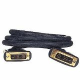 11.99.5555-10 VALUE DVI Cable, DVI M-M, dual link, 5m