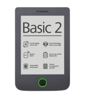 E-Book Reader PocketBook Basic2 Grey