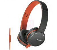 SONY MDRZX660APD.CE7, Overhead headphones, closed type, hands-free mic&button, 40mm neodymium driver unit, compact folding hinge