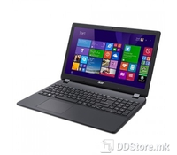 Acer ES1-571-P4D1 - Intel Pentium Processor 3556U (2M Cache, 1.70 GHz), Intel HD Graphics VGA, 4 GB DDR3, 1TB HDD, HD webcam, Bluetooth 4.0, Realtek RTL8168/8111 Gigabit-LAN (10/100/1000MBit), 56 Wh Lithium-Ion, 2 x USB 2.0, 1 x USB 3.0 / 3.1 Gen1, V