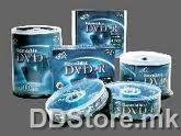 SK-DV-D4G470V01 DVD - R,4.7GB,SKY,A GRADE 4X+14mm DVD Library Case