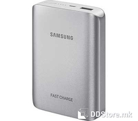 Samsung Fast Charge Battery Pack Silver 10,200mAh (Fast charge In&Out) EB-PG935BSEGWW