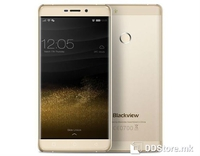 "Smartphone 5.5"" FHD Blackview R7 Gold 64bit Helio P10 Octa 2.0GHz/4GB/32GB/4G/2xSIM/8MP+13MP/A6.0"