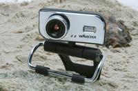 WINSTAR Webcam, 2.0 mega pixel, frame rate: 30fps, built-in-mic, USB2.0, WS-CAM-325