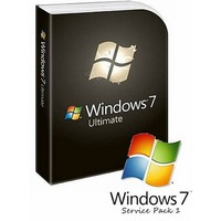 Microsoft Windows 7 Ultimate SP1 64-Bit English 1PK DSP OEI