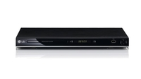 DVD PLAYER LG DVX 550, Compact Design, DivX, DVD±R/RW, CD-R/RW, SVCD, VCD, MP3, WMA, JPEG playback