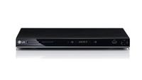 DVD PLAYER LG DVX 550, Compact Design, DivX, DVD±R/RW, CD-R/RW, SVCD, VCD, MP3, WMA, JPEG playback
