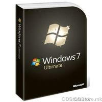 Microsoft Windows 7 Ultimate 32-bit OEM English 1pk DSP OEI DVD