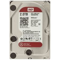 2TB SATA 3, 64MB WD RED