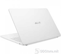 ASUS X540SA-XX312D (WHITE), Intel Dual-Core Celeron N3060 Processor (1.6-2.48GHz, 2M Cache, 6W, 14nm), 4GB DDR3 1600MHz (on-board), 500GB 5400rpm, DVD SuperMulti, Intel HD Graphics (Braswell), BT4.0, White IMR chassis with hairline pattern, 3xUSB (1x