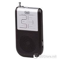 Portable Radio FM Trevi RS 733 Black