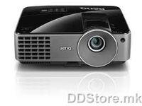 BenQ MS502 Business / Education Series - SVGA (800x600) nativ - 2700 ANSI, High contrast ratio 13.000:1, 6500 hrs lamp life (SmartEco Mode), 2.3Kg, 26dB, 2W Speaker, USB, Brilliant color, 3D ready, OSD RO
