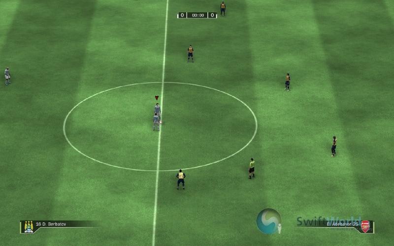 Данный патч всего лишь укрупнит трехмерную траву на полях FIFA 09 и.