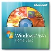 Windows Vista Home Basic 32-bit English