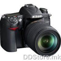 Nikon Dig D7000 SET (18-105VR)