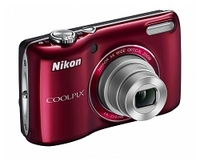 Nikon COOLPIX L26 Red