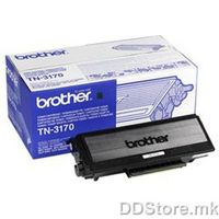 Toner BROTHER TN-3170 for use with HL-5240/5240L/5250DN/5270DN/5280DW MFC-8640N/8860DN/8870DW DCP-8060/8065DN