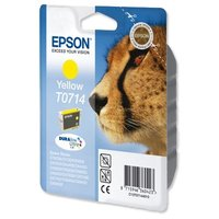 Ink EPSON T0714 Yellow PRINT RITE STANDARD