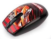 Modecom MC-320 Art Hot wheels 1 mouse USB