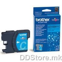 Brother Cartrige LC1100HYC Cyan (sin - do 750 str.) for MFC5895CW/6490CW/DCP6690CW/6890CDW/MFCJ615W/DCPJ715W