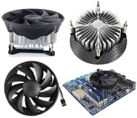 DeepCool THETA 115 CPU Cooler Intel Core i7-870 (LGA1155/1156)