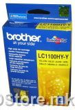 Brother Cartrige LC1100HYY Yellow (zolt - do 750 str.) for MFC5895CW/6490CW/DCP6690CW/6890CDW/MFCJ615W/DCPJ715W