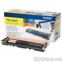 G&G NT-CB210Y, (TN230Y), up to 1.400 pages, Toner Cartridge for Brother HL-3040CN/HL-3070CW, MFC-9010CN/MFC-9120CW/MFC-9320CW