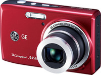 General Electric J1456W Red