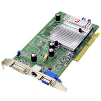 Radeon 9600SE 128MB DDR+TV-Out+DVI