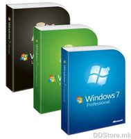 Windows 7 Profisional 32-bit DSP SP1 English OEI FQC-04617