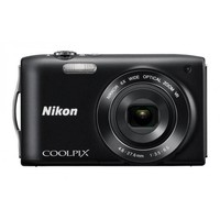 Nikon COOLPIX S3300 Black